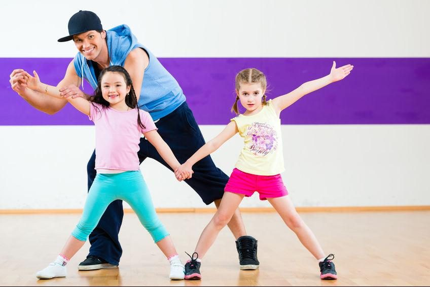 What are The different dance styles for your age